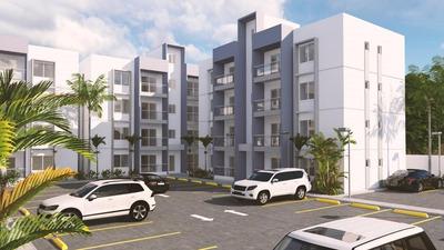Proyecto De Apartamentos En Pantoja