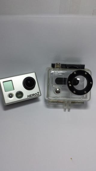 Câmera Digital Gopro Hero 2 + Acessórios