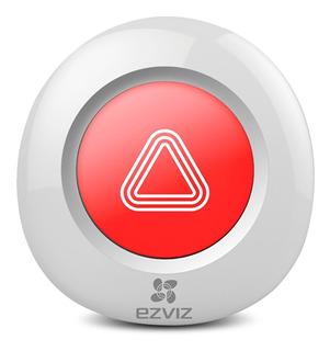 Boton De Emergencia Inalambrico Ezviz T3 (blanco)   86961