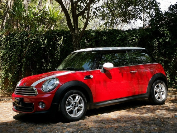 Mini Cooper Salt 1.6 Manual Modelo 2013