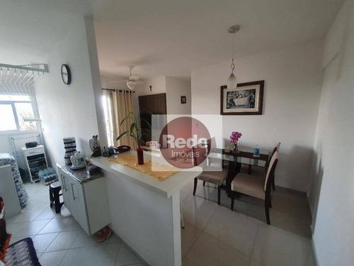 Imagem 1 de 17 de Apartamento À Venda, 63 M² Por R$ 320.000,00 - Vila Tatetuba - São José Dos Campos/sp - Ap4007