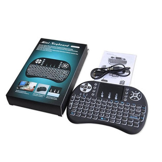 Mini Teclado Con Mouse Tactil Para Android Tv Boxes Wireless
