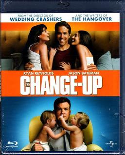 The Change Up / Ryan Reynolds Bluray Original Nuevo Sellado