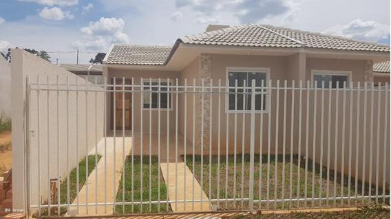 Casa Para Venda Em Ponta Grossa, Borato - L-0102_1-1178454