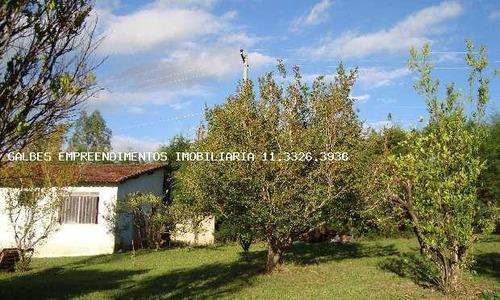 Chácara Para Venda Em Araçoiaba Da Serra, Agenor De Campos, 2 Dormitórios, 1 Suíte, 1 Banheiro, 5 Vagas - 2000/787 _1-784167