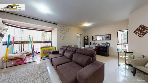 Apartamento A Venda No Bairro Bosque Da Saúde Em São Paulo - Ap86-1