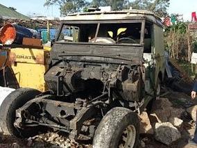 Land Rover Santana 62 Sin Motor Ni Caja