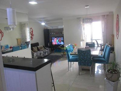 Apartamento Residencial À Venda, Parque São Lucas, São Paulo. - Ap0756