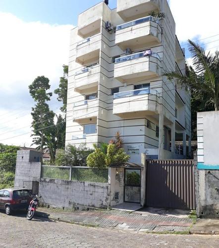 Apartamento À Venda, 40 M² Por R$ 118.000,00 - Potecas - São José/sc - Ap9084