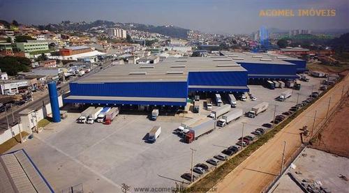 Imagem 1 de 28 de Galpões Para Alugar  Em Cajamar/sp - Alugue O Seu Galpões Aqui! - 1365219