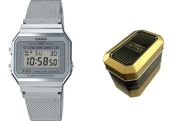 Reloj Casio Vintage Digital A700wm-7avt Original