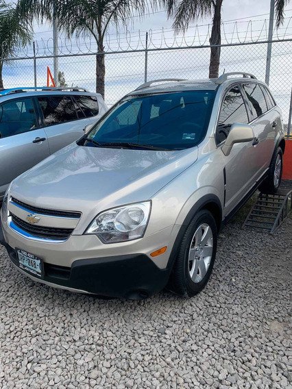 Chevrolet Captiva 3.0 B Sport Piel R-17 At 2012