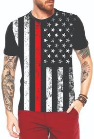 Camiseta Floral Florida Camisa Blusa Masculina Swag 6 Pçs