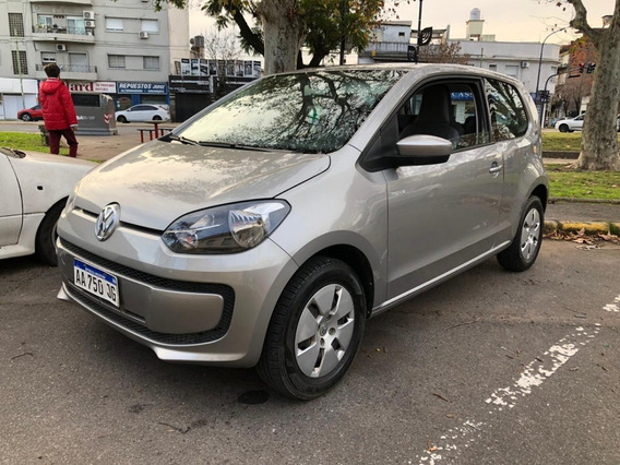 Volkswagen Move Up 1.0 Mpi 2016 Unico Dño Km36000 Autosmania