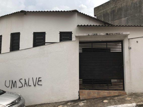 Salão, Jardim Vista Alegre, Embu Das Artes - R$ 500.000,00, 120m² - Codigo: 2522 - V2522