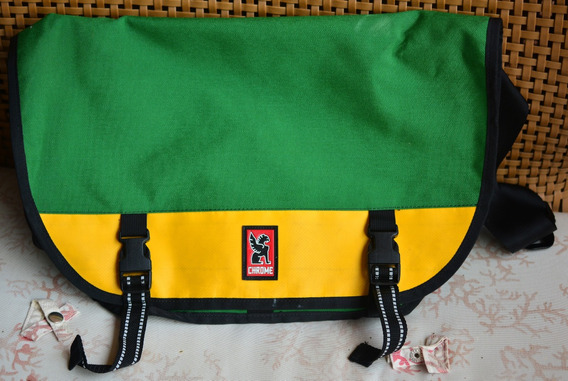 Bolsa Chrome Citizen Messenger Bag