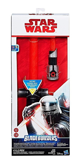 Hasbro Star Wars Lightsaber Electrónico Kylo Ren