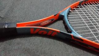 Raqueta Voit Fusion 335 Color Naranja Aluminio