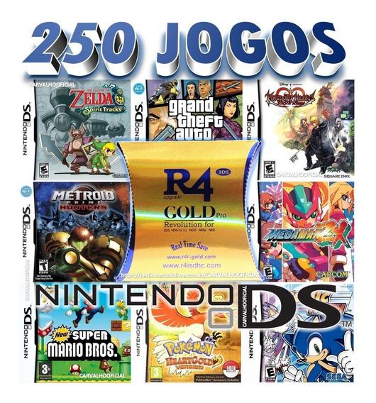 R4 Que Roda Jogo Do 3ds - Games no Mercado Livre Brasil