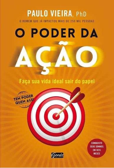 O Poder Da Ação - Paulo Vieira (audiobook - Frete Grátis)