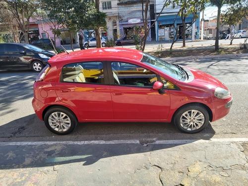 Imagem 1 de 8 de Fiat Punto 2016 1.6 16v Essence Flex Dualogic 5p