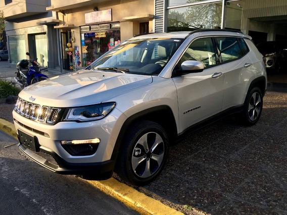 Jeep Compass Longitud Plus Caja 9 Automatica Techo