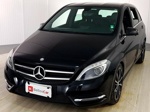 Mercedes Classe 1.6 Sport Turbo Gasolina 4p Automático 2...