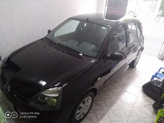 Renault Clio 1.0 16v Campus Hi-flex 5p 10/11