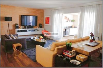 Moema Mobiliado Apartamento 2 Suítes Lazer De Clube - Rb11097