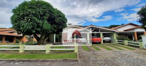 Linda Casa Térrea No Condomínio Floresta No Vista Verde - Ca1050
