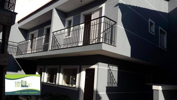 Casa Com 2 Dormitórios À Venda, 66 M² Por R$ 230.000 - Estância Lago Azul - Franco Da Rocha/sp - Ca0473
