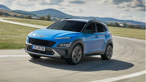 Hyundai Kona 1.6 2022 Hibrida Safe | Zucchino Motors
