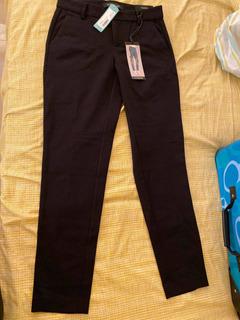Pantalón De Mujer Liverpool Black -0 Nuevo
