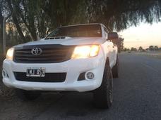 Toyota Hilux 2.5 4x4 120 Cv