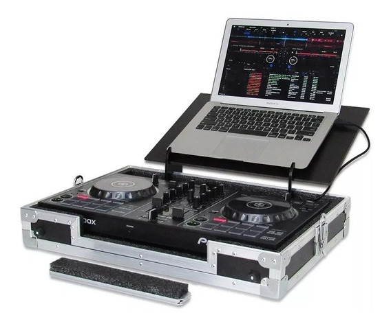 Hard Case P/ Ddj-400 / Ddj 400 / Ddj400 Plataforma Notebook