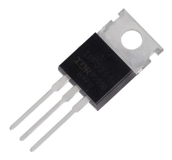 Irf3205 Transistor Canal N 55v 110a 200w Ifr3205pbf