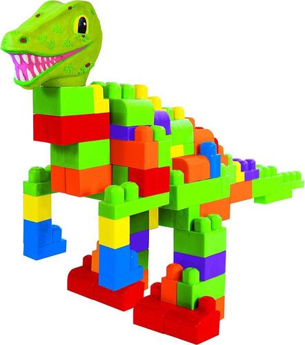 Velociraptor Kidsatwork Dino Stackers