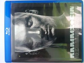 Blu Ray Duplo Rammstein - Videos 1995 / 2012