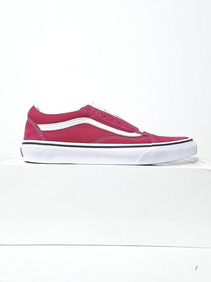 Tênis Vans Old Skool Rumba Red Skate Original N. 40 E 41