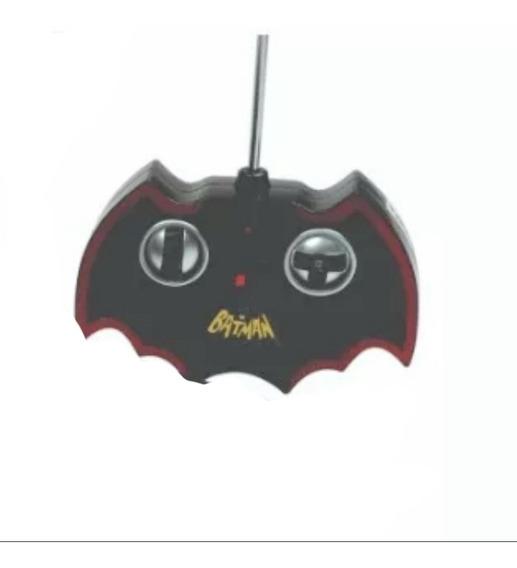 Batmovel 9011- Só O Controle Remoto 27 Mhz Original