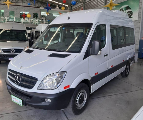 Mercedes-benz Sprinter 2.2 Van 415 Cdi Teto Alto Diesel 3p
