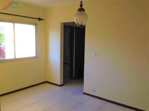 Apartamento A Venda No Bairro Mangal Em Sorocaba - Sp.  - Ap 056-1