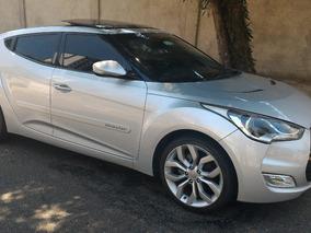 Hyundai Veloster Top Linha C/ Teto Couro Aro 18 Seminovo