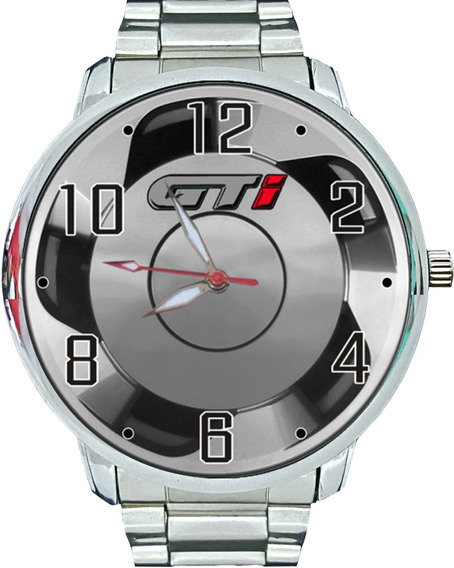 Relógio De Pulso Gol G3 Gti Gts Golf Roda Orbital Volkswagen