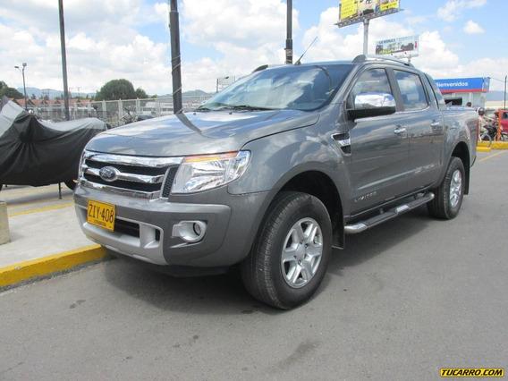 Ford Ranger 2014