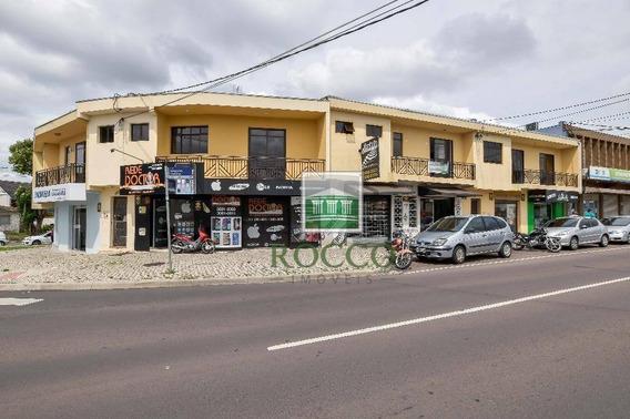 Sala Comercial Para Locação, Cidade Jardim, São José Dos Pinhais. - Sa0009