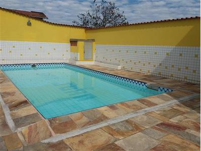 Condomínio Com Piscina Na Praia Mongaguá Ref: 5620 C