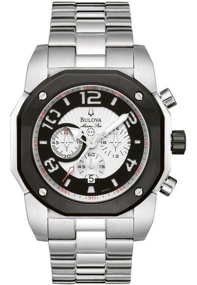 Relógio Bulova Masculino Ref: Wb31041t Marine Star