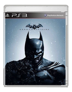 Batman Arkham Origins Ps3 Midia Fisica Pronta Entrega
