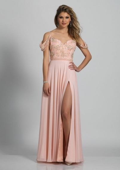 Vestido De Formatura Plus Size! Novíssimo!